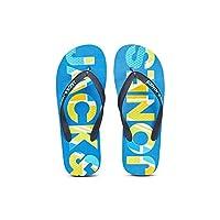 Jack & Jones Logo, Men's Fashion Sandals, Blue (Imperial Blue 19-4245 TCX), 44/45 EU
