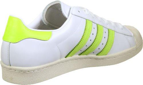 adidas Superstar 80s Scarpa bianco giallo