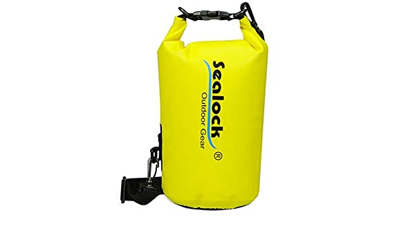 Blancho 5L-Waterproof Dry Sack For Boating Floating Swimming with  Strap 0d580b1c4a1ec