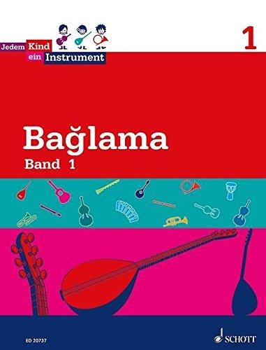 Jedem Kind ein Instrument: Band 1 - JeKi. Baglama. Schülerheft. by Imam Yildirim (2013-11-21)