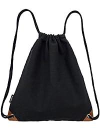 beutel rucksack schwarz