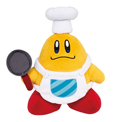 Chef Kawasaki - Kirby Adventure All Star Collection - 18cm 7.5""