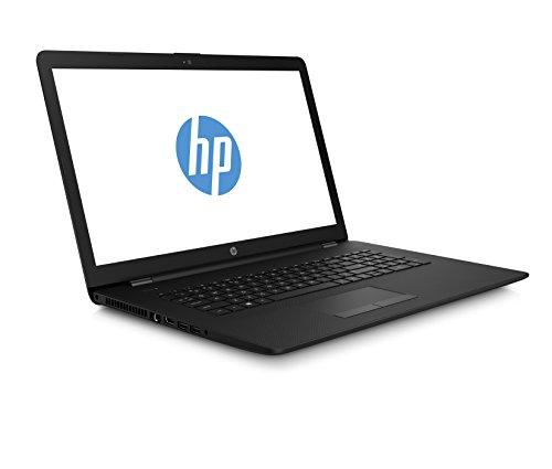 HP 17 bs010ng 1UQ32EA 439 cm 173 Zoll Laptop Intel Pentium N3710 8 GB RAM 1 TB HDD Intel HD Grafikkarte 405 Windows 10 family home 64 schwarz Notebooks