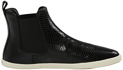 Marc by Marc Jacobs Marc By Marc Jacobs Womens Sneaker M9000382 PR.SNAKE+CALF 001 BLACK NERO Nero