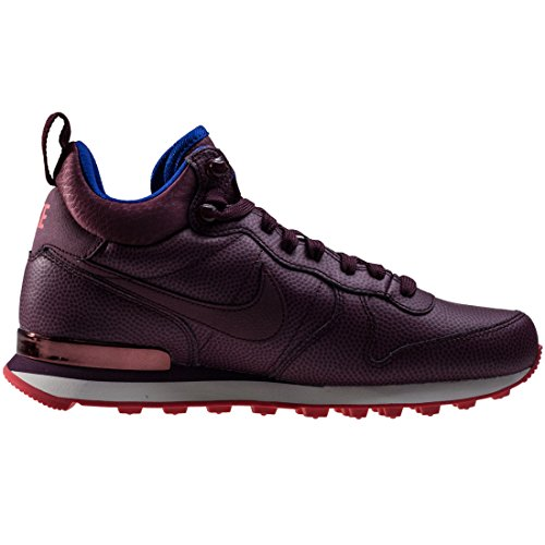 Nike 859549-400, Sneaker Donna NIGHT MAROON/NIGHT MAROON-EMBE