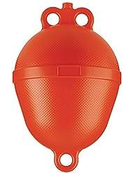 Bouée corps-mort en polyéthylène soufflé, Variante: rouge, Hauteur cm: 39, Flottabilité l: 10