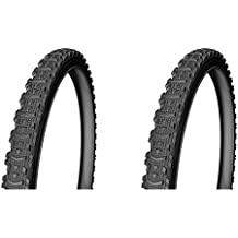 2x Cubierta Rueda Neumatico para Bicicleta Urbana y MTB Mixta 26