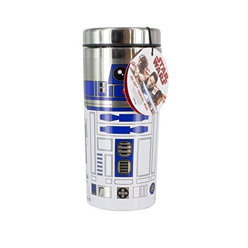 Star Wars: El último Jedi R2 D2taza de viaje  multicolor