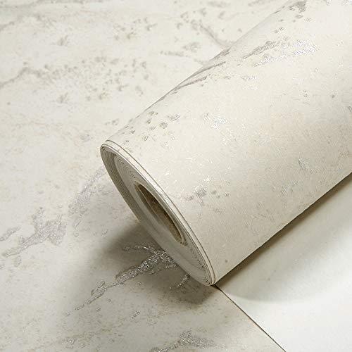 Wallpaper Einfacher nordischer Artebene gesprenkelte Beschaffenheits-Mattbeschaffenheits-Vliesfarbentapete Hotelcafé-Technikbekleidungsspeicher-Hintergrund-Tapeten (Color : Beige Yellow)