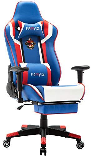Pour une assise sophistiquée: le fauteuil gaming de Ficmax