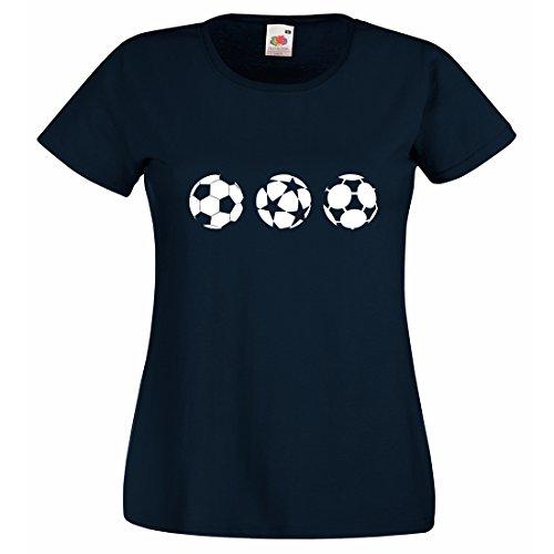 Ladies Champions League Premiership Balones de fútbol camiseta
