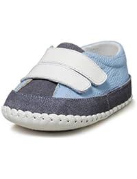 Little Blue Lamb–Zapatos para bebé unidad lernschuhe Zapatillas 31603Azul
