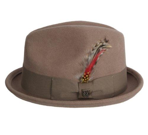 Brixton-chapeau gain Marron - marron-clair