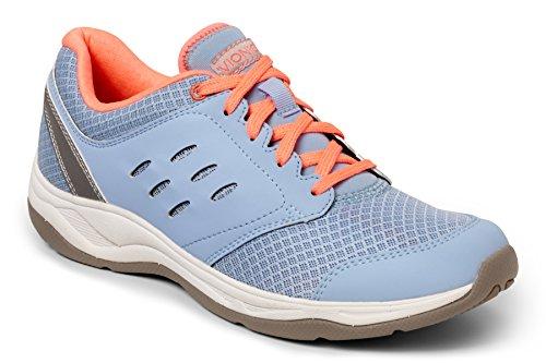 Vionic Vionic Venture Walker, Damen Sneakers , Blau – denim – Größe: 35.5