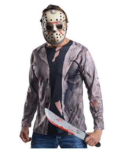 Lizenziertes Jason Kostüm Set Standard