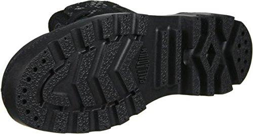 Palladium Pampa Hi Lea SP W chaussures noir argent
