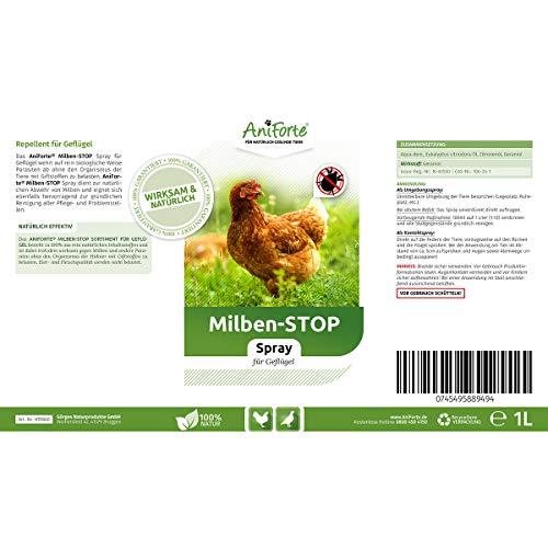 AniForte Milben-Stop Spray 1 Liter - 2