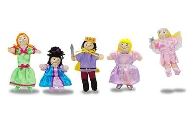Tellatale - Marioneta de dedos Ccenicienta (Fiesta Crafts) por Fiesta Crafts