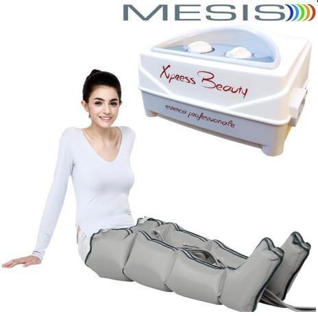 MESIS Xpress Beauty Appareil de massage avec 2...