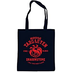 House Targaryen Bolsa Negro Certified Freak