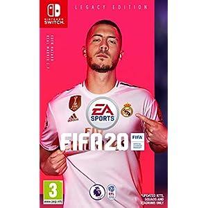 FIFA 20 Legacy Edition (Nintendo Switch) – Englisch, Deutsch, Französisch, Spanisch, Italienisch