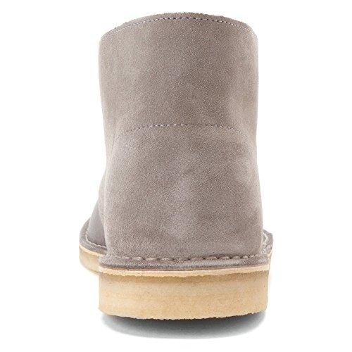 Clarks Desert Boot Mens Storm Leather