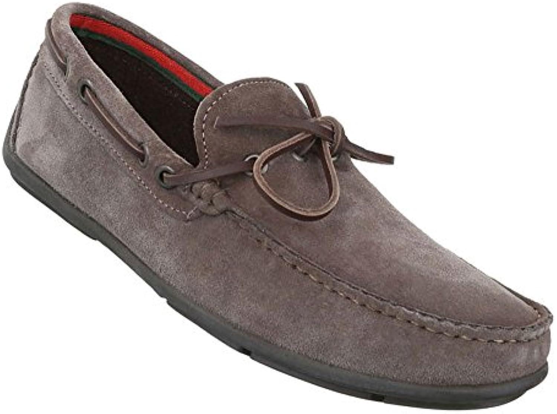 Herren Schuhe Halbschuhe Leder Mokassins