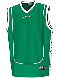 Spalding Ladies Clothing Team Sport Play Off Tank Top, Green, Xxl, 301200007