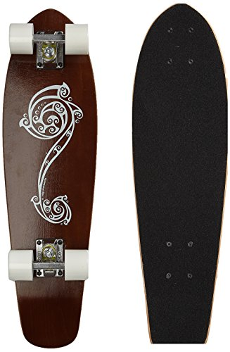 Ridge, Skateboard Polynesia Maple Longboard Cruiser