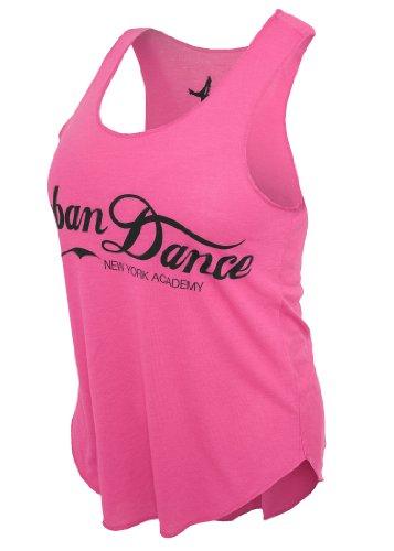 URBAN DANCE - UD ACADEMY LIGHT TANK - N.GRN / BLACK Mehrfarbig (N.Pink/Blk 352)