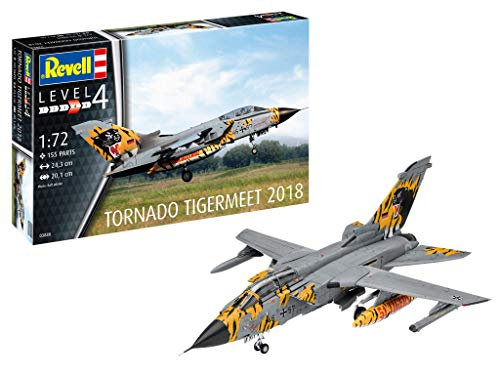 Revell- Tornado ECR Tigermeet 2018