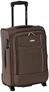 Princeware Milano Polyester 55 cms Coffee Carry-On (6983)