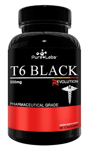 Pure Labs T6 Extreme – 3 Months Supply of Slimming Pills / Safe And Effective Weight...