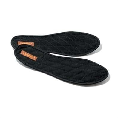 cinnea zimt-einlegesohle-n 1 paire, noir taille 36-47, cannelle-semelles, zimteinlage-n, zimtsohle-n avec canelle, gingembre, ALoeVERA mélange pour SEC pieds