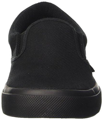 Superga 2311-Cotu, Sneaker a Collo Basso Unisex – Adulto Nero (Total Black)