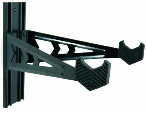 Feedback Sports Wandhalter Velo Wall Rack für Wandmontage, Schwarz, FA003476016 (Wall Rack-fahrrad)