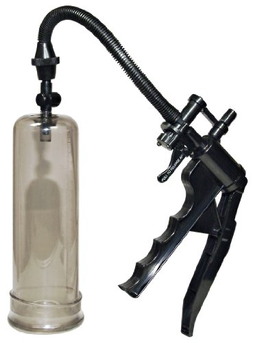 ORION Penispumpe Ultra-Maxxx - Potenzpumpe für Männer mit Scherengriff, Vakuumpumpe für härtere und längere Erektionen