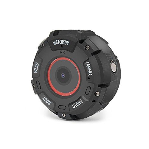 Preisvergleich Produktbild Bobury WATCHSDV S222 Sport Kamera IP68 Wasserdicht Wifi 1080P 720P 2K Unterstützung 32GB Speicherkarte Tauchen Kamera-Uhr