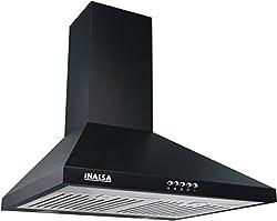 Inalsa Brio 60BKBF 60 cm Cooker Hood Chimney (Black)