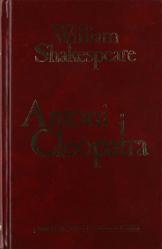 14. Antoni i Cleopatra (Obra Completa de William Shakespeare)