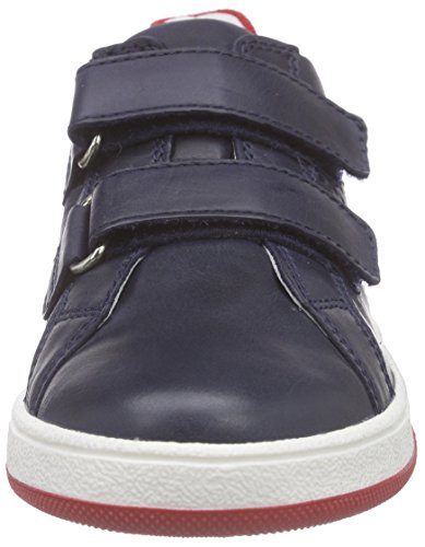 Richter Kinderschuhe Special  6832-732 Jungen Sneakers Blau (atlantic/fire  7201)