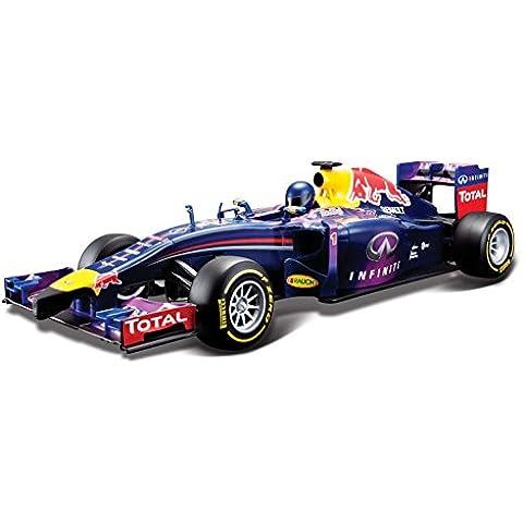 Maisto Tech - RC Red Bull RB10'14 S. Vettel, coche (81252)