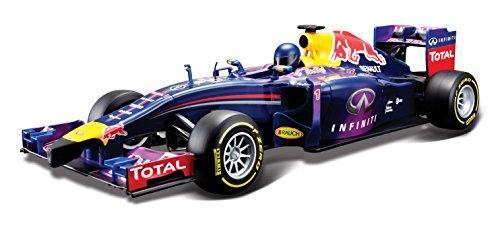 RC Auto kaufen Rennwagen Bild: Maisto 581252 - Ferngesteuertes Modellauto 1:14 Red Bull RB10 mit Sebastian Vettel*