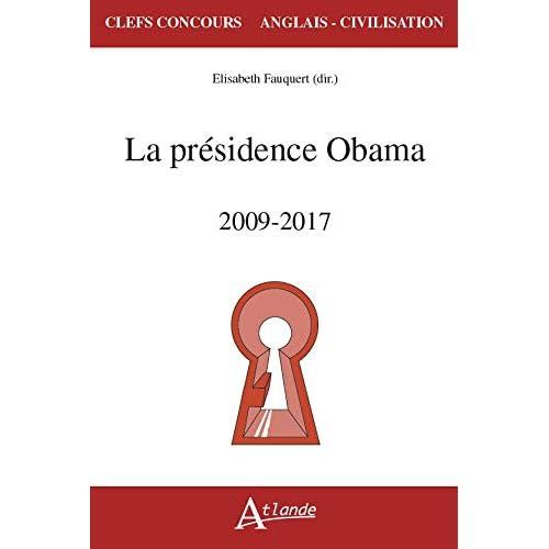La présidence Obama (2009-2017)