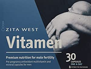 Zita West Vitamen 30 Caps