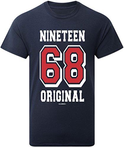 Geschenk Zum 50. Geburtstag Mann - Original 1968 T-Shirt - 50. Geburtstag Geschenk Mann (Geburtstag Mann, T-shirt)