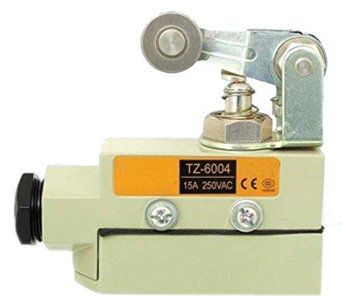 Woljay Heavy Duty Tür Micro Türschalter Rollenstößel Micro Endschalter Rollenstößel SPDT TZ-6004 CE - Tür-endschalter