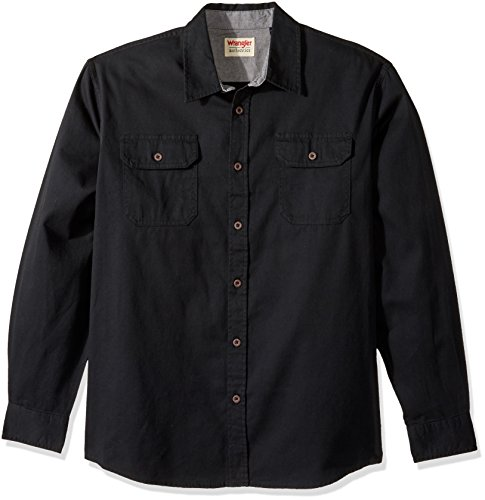 Wrangler Men's Button-Down Shirt