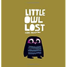 Little Owl Lost by Chris Haughton (2013-08-27)