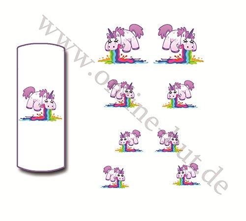 online-hut StickerKunst Die Einhörner sind los Nr. 97